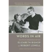 【预订】Words in Air: The Complete Correspondence Between