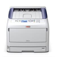 OKI C831DN A3彩色LED页式激光打印机 OKI C831DN网络激光打印机 自动双面打印 1.2米长幅打印
