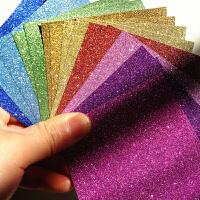 闪钻钻石纸鹤纸学生儿童diy手工纸材料折纸剪纸彩纸压花纸文具