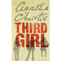 THIRD GIRL 阿加莎・克里斯蒂小说:第三个女郎