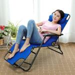 索尔诺简易加固折叠躺椅 折叠床 办公室午睡床 两用午休单人床 户外行军床202