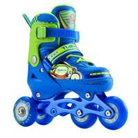 单双排轮男童初学者女童10岁溜冰鞋儿童全套装旱冰轮滑鞋