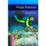 Oxford Bookworms Library: Starter Level: Pirate Treasure 牛津