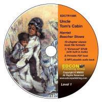 【预订】Uncle Tom's Cabin: High-Interest Chapter Book and
