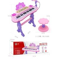 儿童电子琴女孩初学者入门可弹奏音乐玩具宝宝小钢琴3-6岁