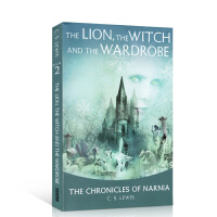 英文原版 Narnia The Lion, the Witch and the Wardrobe 纳尼亚传奇:狮子,女