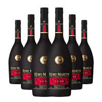 【6支装】宝树行 人头马VSOP700ml*6 干邑白兰地法国原装进口洋酒