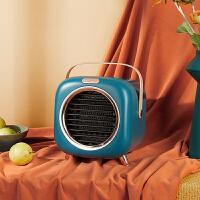 小熊(Bear)电暖器/取暖器/加湿器 家用办公室桌面取暖电器电暖气 小型卧室电取暖器暖风机 DNQ-A06R1