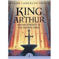 【现货】英文原版 King Arthur and His Knights of the Round Table 亚瑟王