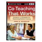 【预订】Co-Teaching That Works: Structures And Strategies
