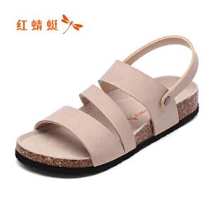 红蜻蜓男鞋男凉鞋WTL7305