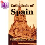 【中商海外直订】Cathedrals of Spain