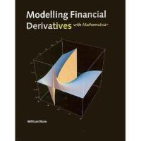 【预订】Modelling Financial Derivatives with Mathematica