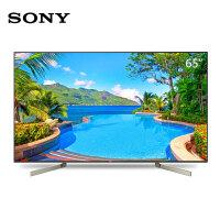 索尼(SONY)KD-65X9000F 65英寸 4K超高清HDR智能新款液晶电视 黑色