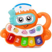 儿童电子琴宝宝早教音乐小钢琴玩具初学0-1-3岁男女孩