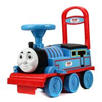 越诚托马斯小火车套装轨道儿童玩具车可坐人男孩电动火车轨道车儿童节礼物 官方标配