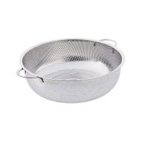 不锈钢淘米器厨房沥水洗菜盆家用洗菜篮子漏盆沥水篮洗菜篮