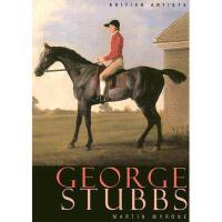 【预订】Tate British Artists: George Stubbs