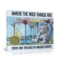 英文原正版绘本Where the Wild Things Are野兽国出没地方凯 迪克金奖 吴敏兰 美国TOP百本必读