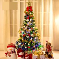 圣诞装饰品圣诞节礼物圣诞节装饰圣诞树套餐1.8米家用1.5米圣诞树