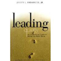 【预订】Leading Quietly: An Unorthodox Guide to Doing the