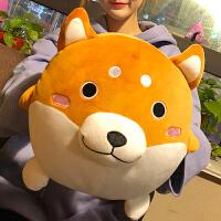柴犬毛绒玩具狗布娃娃公仔可爱午睡抱枕女孩萌韩国儿童女生玩偶