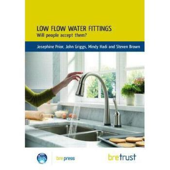 【预订】Low Flow Water Fittings: Will People Accept Them? 美国库房发货,通常付款后3-5周到货!