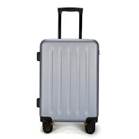 行礼拉箱手拉箱小米同款拉杆箱 轻便防刮旅行箱登机箱 男女学生行李箱箱包