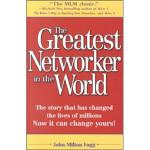 【正版直发】The Greatest Networker in the World John Milton Fogg(