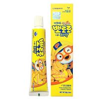 倍瑞傲(PERIOE) 韩国进口 LG倍瑞傲按压式派缤牙膏285g竹盐水果按压式成人牙膏 萌绿清新-除口气