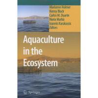【预订】Aquaculture in the Ecosystem