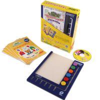逻辑狗第一阶段(家庭版盒式・适用3-4岁 图书4本+模板1块+指导手册1本)