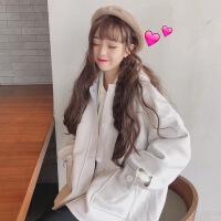 秋冬2018流行新款韩版娇小短款森系毛呢外套女矮个子呢子大衣学生 均码