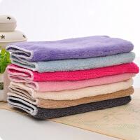 20条装双层不沾油洗碗巾多功能百洁布颜色随机