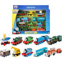 托马斯合金小火车10辆珍藏礼盒装可搭配合金轨道儿童玩具*儿童节礼物