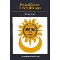 【预订】Physical Science in the Middle Ages