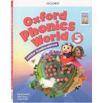 (100减20)新版oxford phonics world 5 Letter Combinations 牛津自然拼读