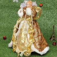 圣诞装饰品圣诞节摆件摆饰装饰用品场景布置酒店商场道具天使玩偶