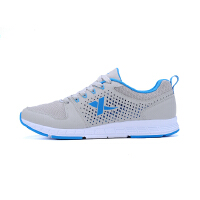 特步男鞋跑步鞋秋季运动鞋正品透气网面鞋休闲跑鞋旅游鞋985219323651