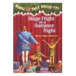 【预订】Magic Tree House #25: Stage Fright on a Summer
