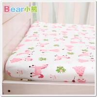 20180921054833287定做纯棉儿童床笠单件婴儿床单床垫套1.2m棕垫保护套全棉宝宝床罩