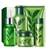 [当当自营]韩婵绿茶精粹保湿五件套装 补水保湿护肤套装