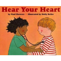 Hear Your Heart (Let's Read and Find Out) 自然科学启蒙2:听听你的心脏ISB