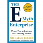 【预订】The E-Myth Enterprise How to Turn a Great Idea into a T