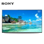 索尼 (SONY)KD-55A1 55英寸 OLED 4K HDR 安卓6.0 智能液晶电视(黑色)