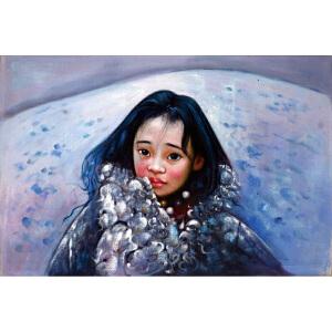 Y314   艾轩西藏少女