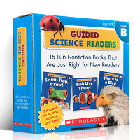 进口英文原版正版 Guided Science Readers Parent Pack: Fun Nonfiction