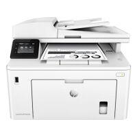 惠普HP M227fdw A4黑白激光多功能打印复印扫描传真打印机一体机替代226DW