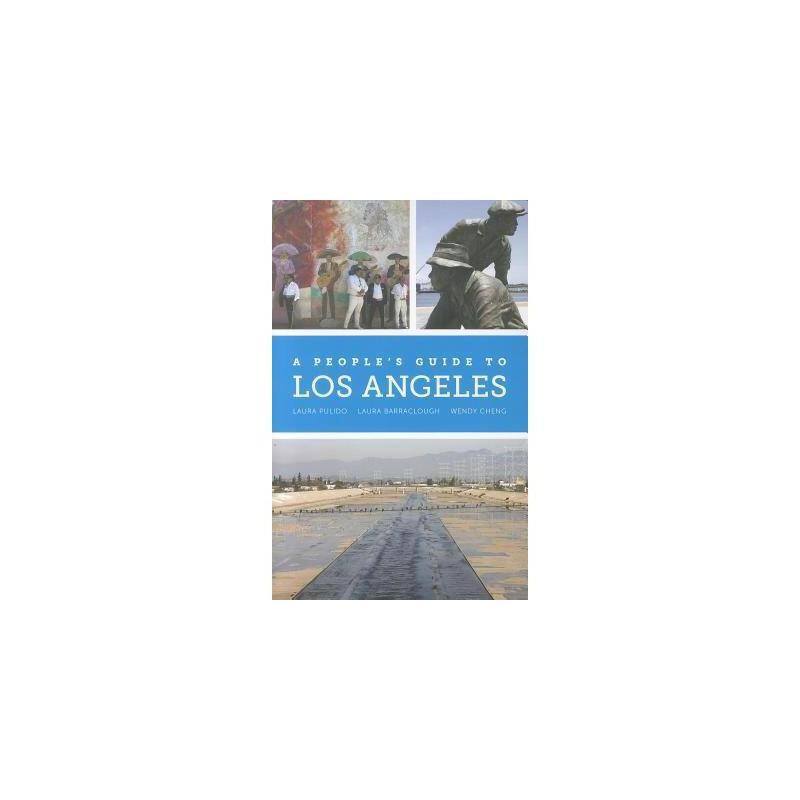 【预订】A People's Guide to Los Angeles 美国库房发货,通常付款后3-5周到货!