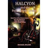 【预订】Halcyon and the Four Double Dream